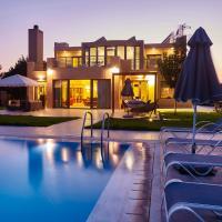 Lindos Destiny Luxury Villa Trapezia