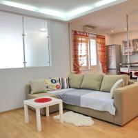 Stylish apartment on Kutuzovskiy prospekt