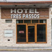 Hotel Três Passos - Prox ao Aeroporto e Rodoviária