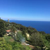 Duplex dans maison de village du Cap Corse Brando