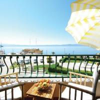 Seafront Studio Apartment+Balcony