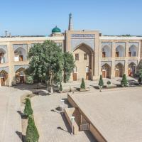 Orient Star Khiva Hotel- Madrasah Muhammad Aminkhan