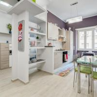 Bright apartment for 5, 2 bathrooms