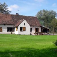 Maison de Sologne pour 10 personnes idéal pour les amoureux de la nature