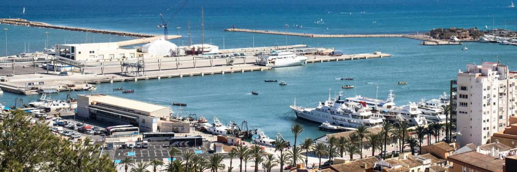 Los 10 mejores hoteles cerca de Puerto de Dénia en Dénia, España