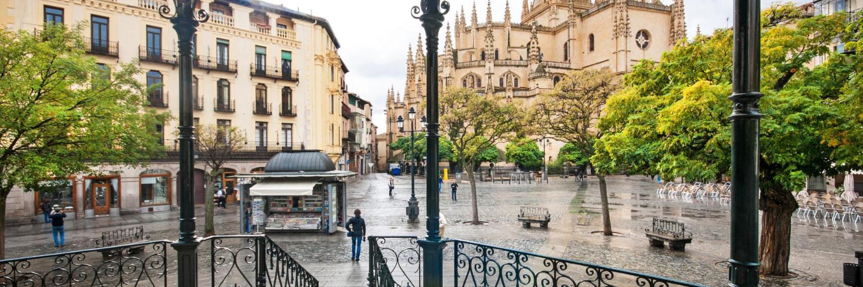 Los 10 mejores hoteles cerca de: Plaza Mayor, Segovia, España