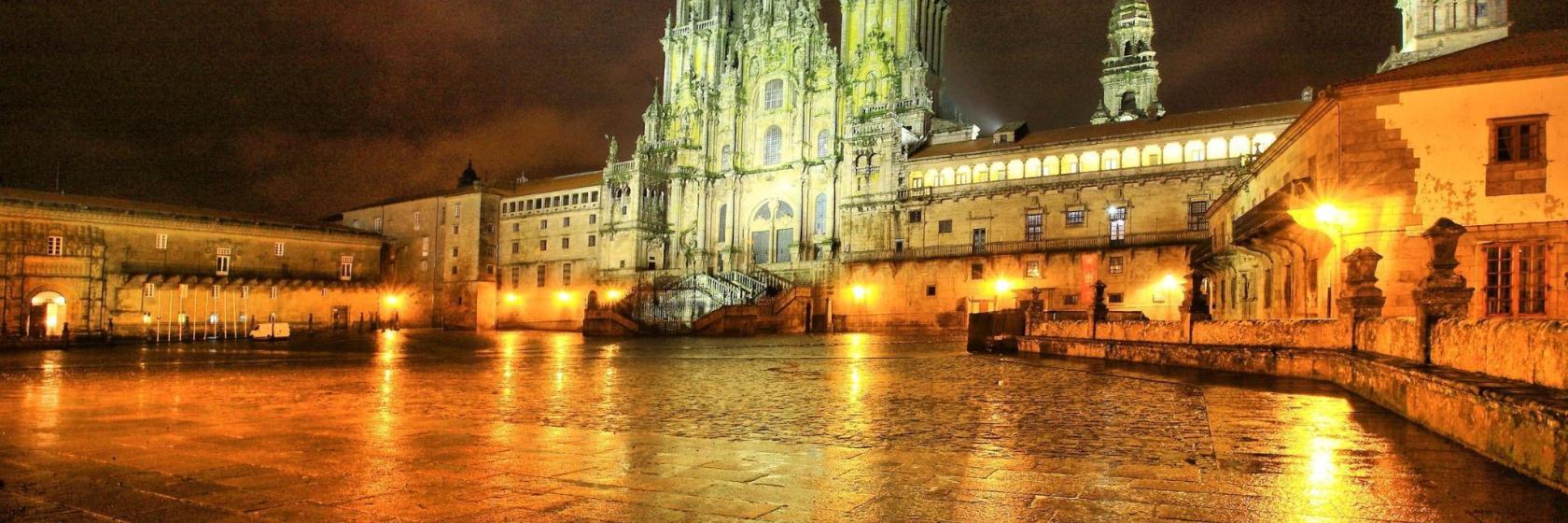 Los 10 mejores hoteles cerca de Plaza del Obradoiro en ...