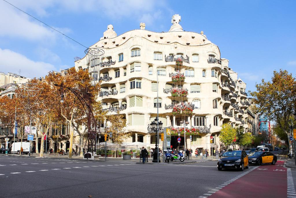 Days in Barcelona - Paseo de Gracia