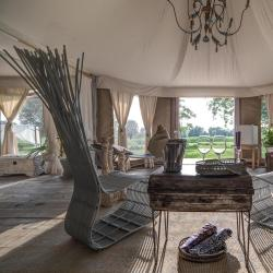Luxury Tents  4 luxury tents in Serengeti