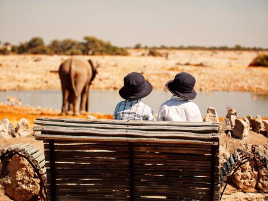 Tingkatkan rasa percaya diri anak lewat traveling