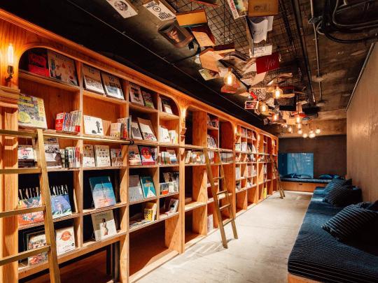 I 6 hotel-biblioteca più particolari del mondo