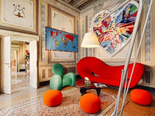 Soggiorna nei migliori hotel di design italiani