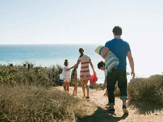 Skønne strandferier for børnefamilier