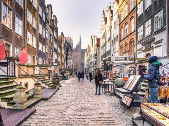 5 najbardziej romantycznych miejsc w Polsce