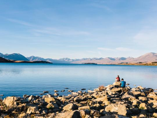 5 romantiske rejsemål for naturelskere