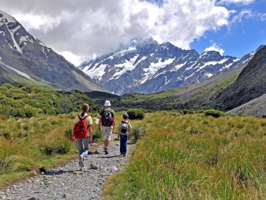 5 destinasi pelancongan bagi keluarga aktif