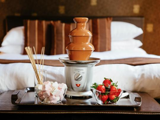 Treat Yourself to a Chocolate-themed Hotel