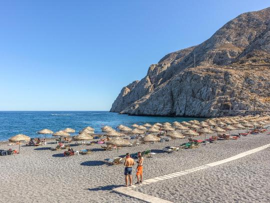 9 lækre græske strande til sommerferien