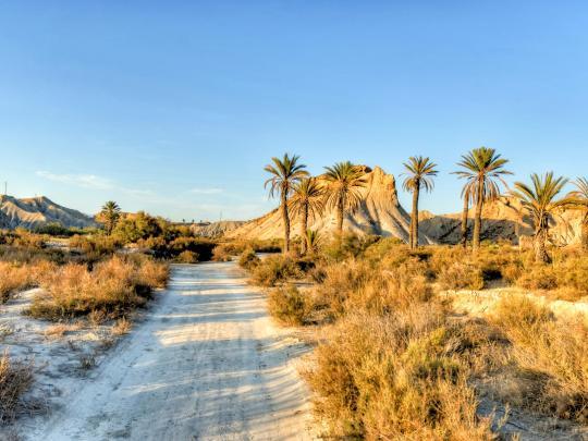 Περιήγηση στις πιο μαγευτικές ερήμους της Ευρώπης