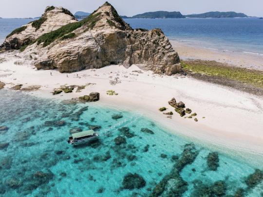 日本のベストビーチ7選