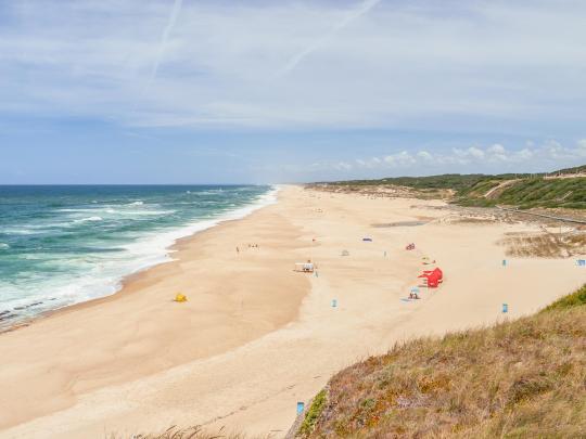 Le spiagge più belle in Europa per passeggiare