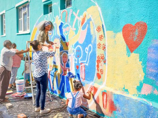 5 destinations où faire du bénévolat en famille