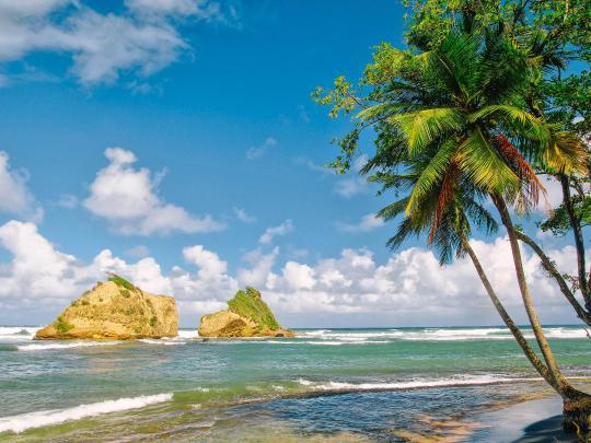 Uncover the Caribbean's secret islands