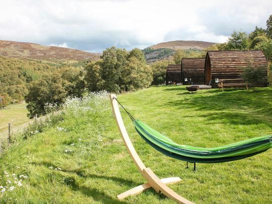 7 of the UK's best-loved campsites