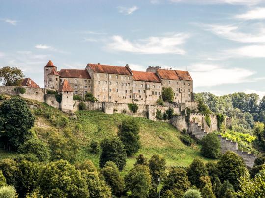 Deutsche Burgen & Schlösser für die ganze Familie