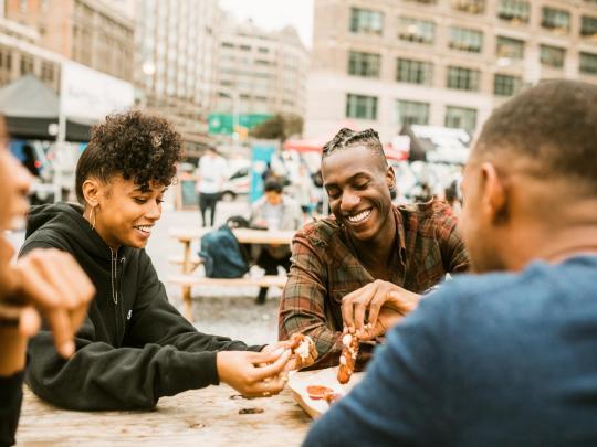 America's Best Street Food Cities