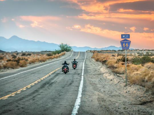 Your Trip Down Route 66