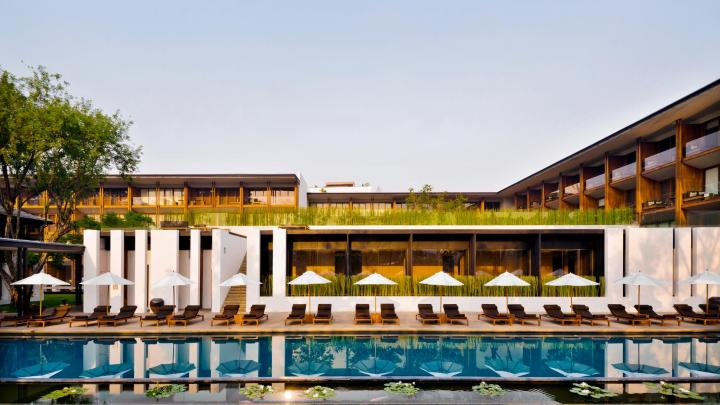 The World's 7 Most Eye-Catching Minimalist Hotels