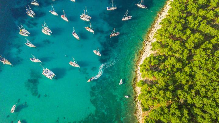 Die 5 schönsten Inseln für Ihren Segeltörn
