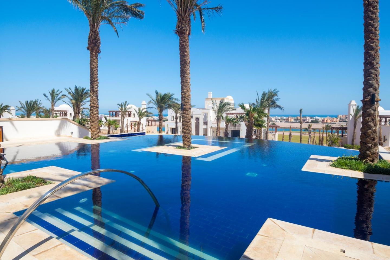 Die 10 besten 5-Sterne-Hotels in Hurghada, Ägypten