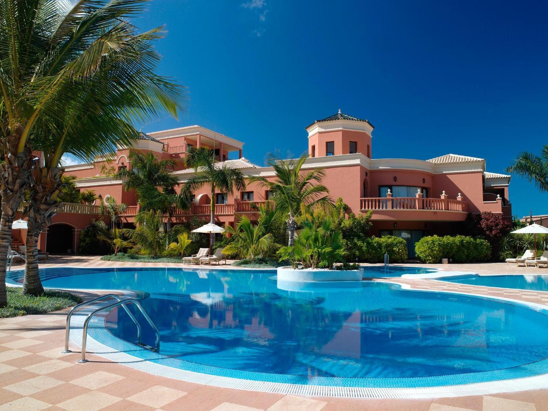 Los 10 mejores hoteles de 5 estrellas de Playa de las ...