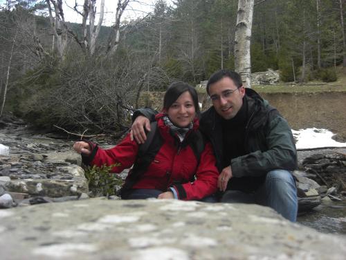 Jaume y Nuria