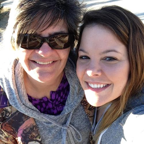Ruth and Megan Morrow