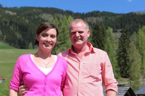 Martina Pichler und Josef Schaidreiter
