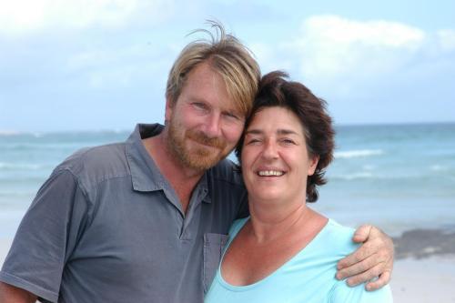 Daan en Yvonne van Leeuwen Boomkamp