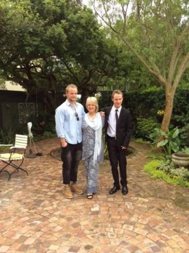 Richard, Jane and Craig