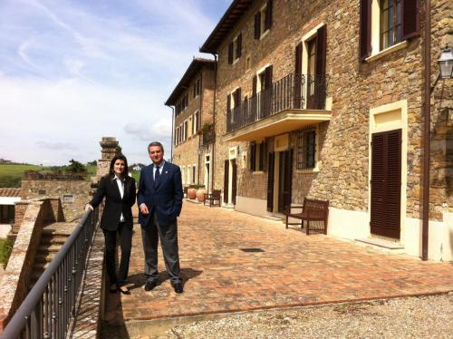 Claudio e Marcella