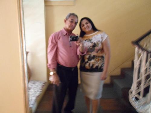 Noé Correia e Sônia Coutinho