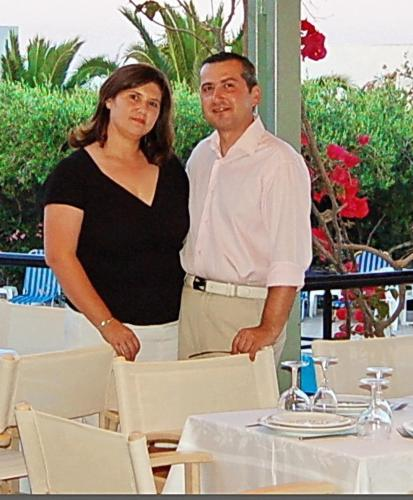 George and Maria