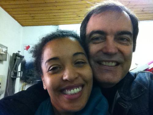 Yaquelin et Jean-Nicolas