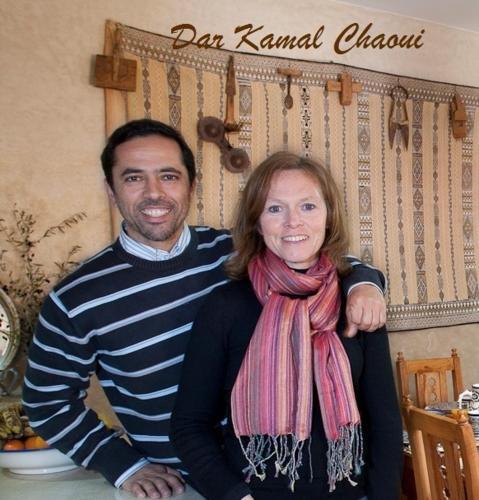 Béatrice et Kamal