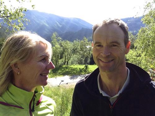Niels Hopman en Inge Sterenberg