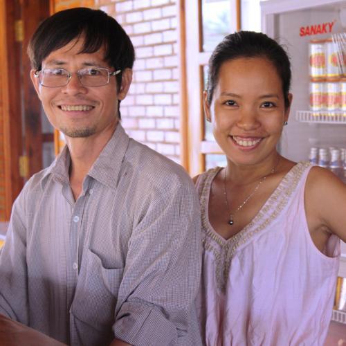 Phong and Xuan