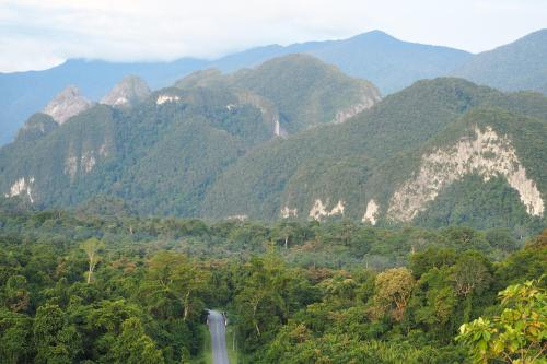 Mulu Mountains