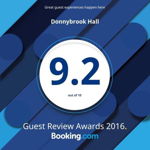 Donnybrook Hall logo