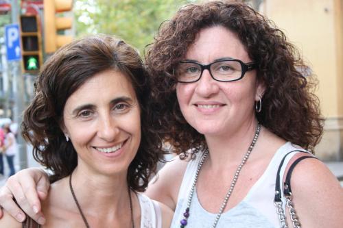 Joana y Victòria